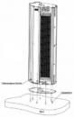 Основание для вертикальной установки Zilon V-BFM в Волгограде